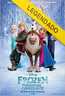Frozen: Uma Aventura Congelante – Legendado