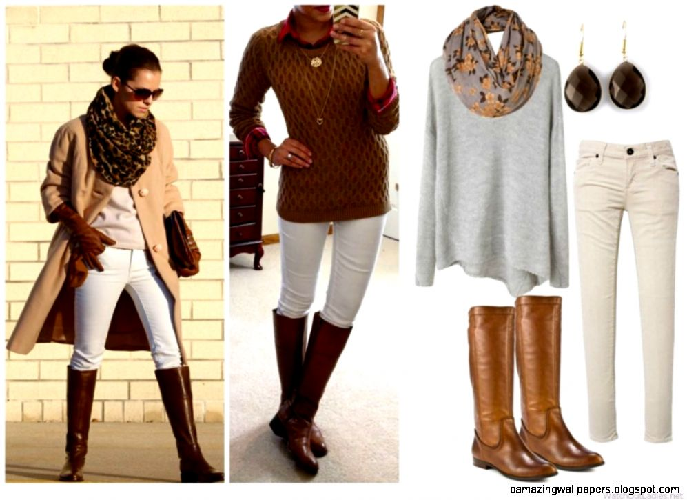 Winter year fashion trends