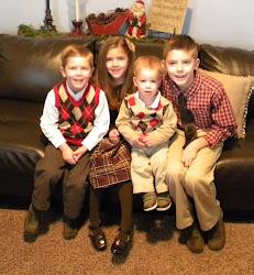 Benjamin, Kylie, Grant & Bradley