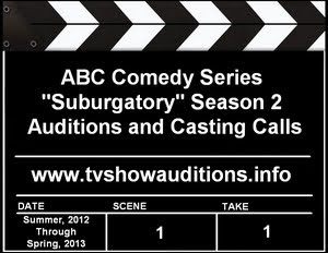 ABC comedy series 'Suburgatory' season 2 auditions and casting calls 1
