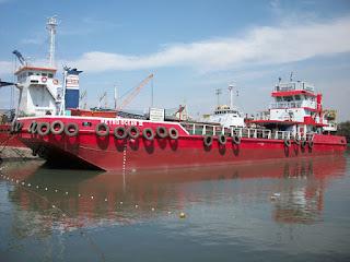 contoh kapal SPOB