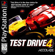 Free Download Games Test Drive PS1 ISO Full Version