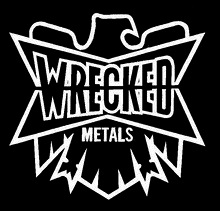 Wrecked metals
