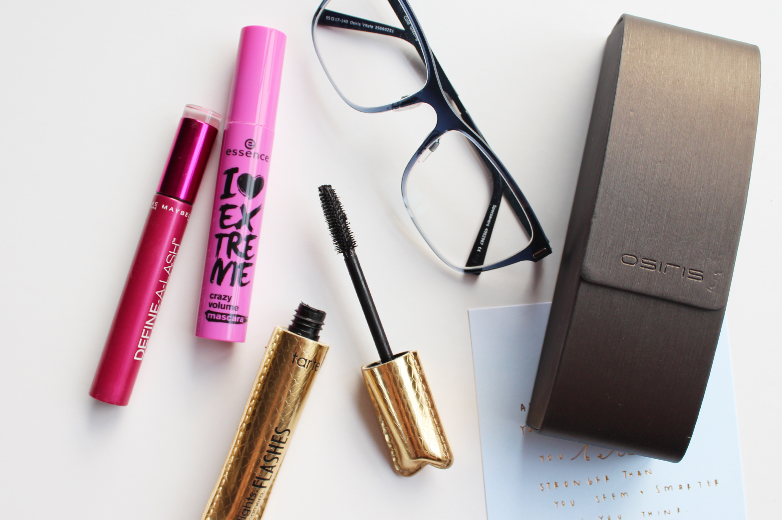 MAKEUP TIPS FOR GLASSES WEARERS - Specsavers Osiris Eyewear - CassandraMyee