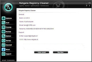Download Netgate Registry Cleaner 4.0.705.0 Inc License Key