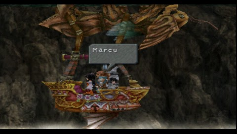 Final Fantasy IX, Garant ride