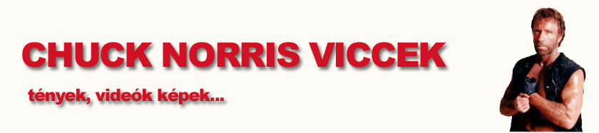 Chuck Norris viccek