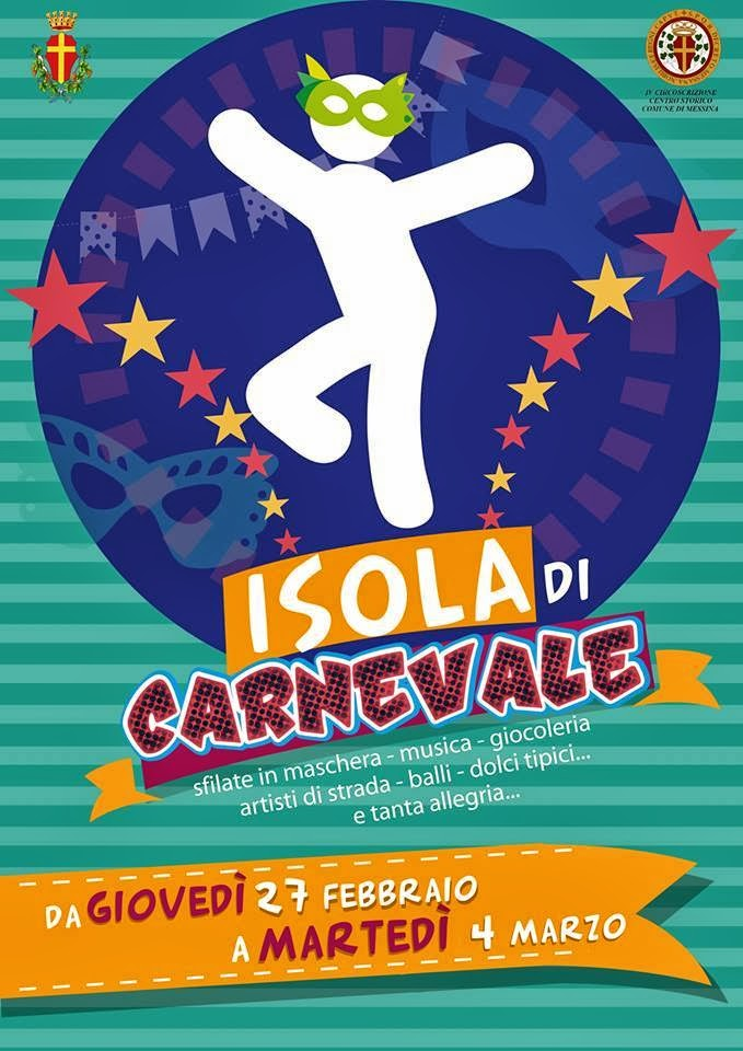 ISOLA DI CARNEVALE A MESSINA: WORK IN PROGRESS