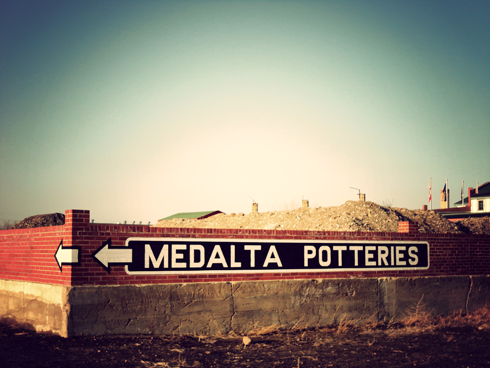 medalta potteries historic site in medicine hat alberta