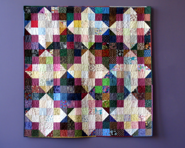 quilt at Murrieta Senior Center