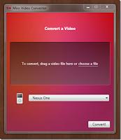 برنامج محول الفيديو Miro Video Converter