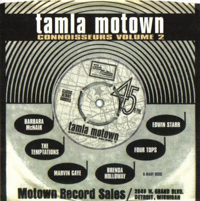 Tamla Motown Connoisseurs Vol.2