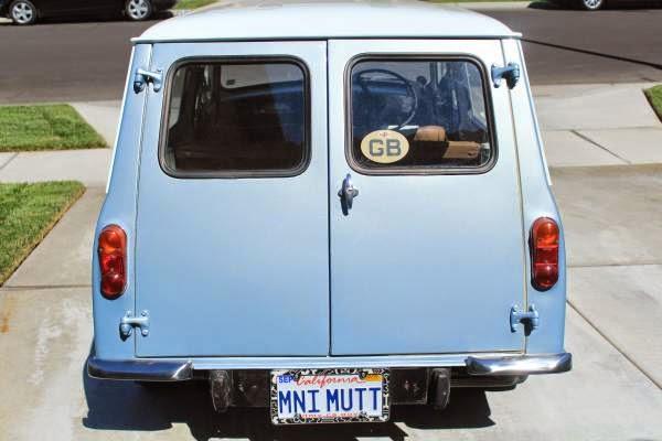 1967 Oldsmobile Craigslist  1968 Austin Mini Traveller Wagon | Auto