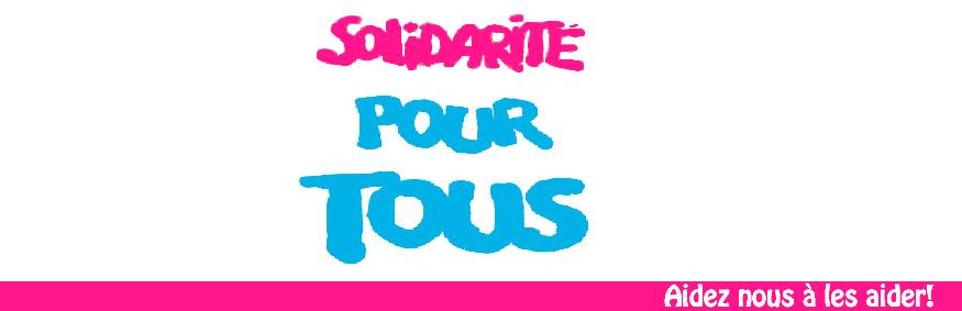 Solidarité Pour Tous