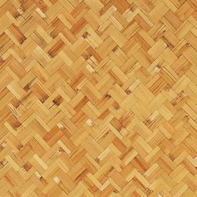 Light wood texture - Woven Bamboo Material Texture Free 3d Model