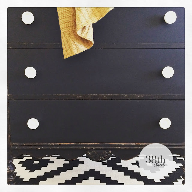 how to paint a dresser, painted furniture, flipping furniture, milk paint, how to use milk paint, diy