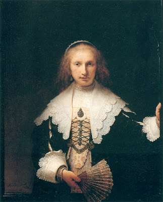 Rembrandt van Rijn - Agatha Bas