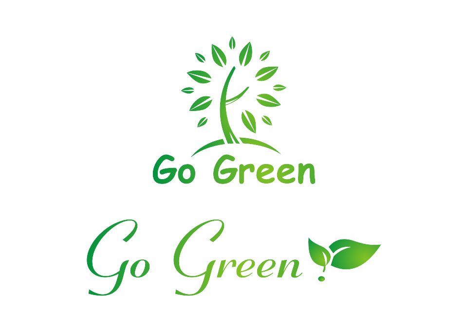 Download Logo Go Green Vector