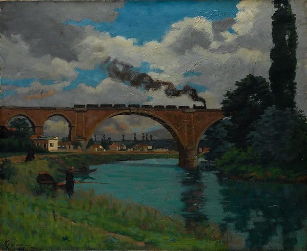 Talking Objects: Impressionism And The Industrial Revolution