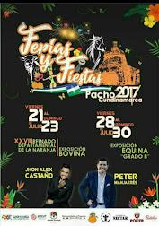 FERIAS PACHO 2017