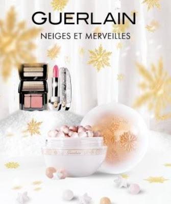 Guerlain Neiges Et Merveilles Christmas Collection 2015