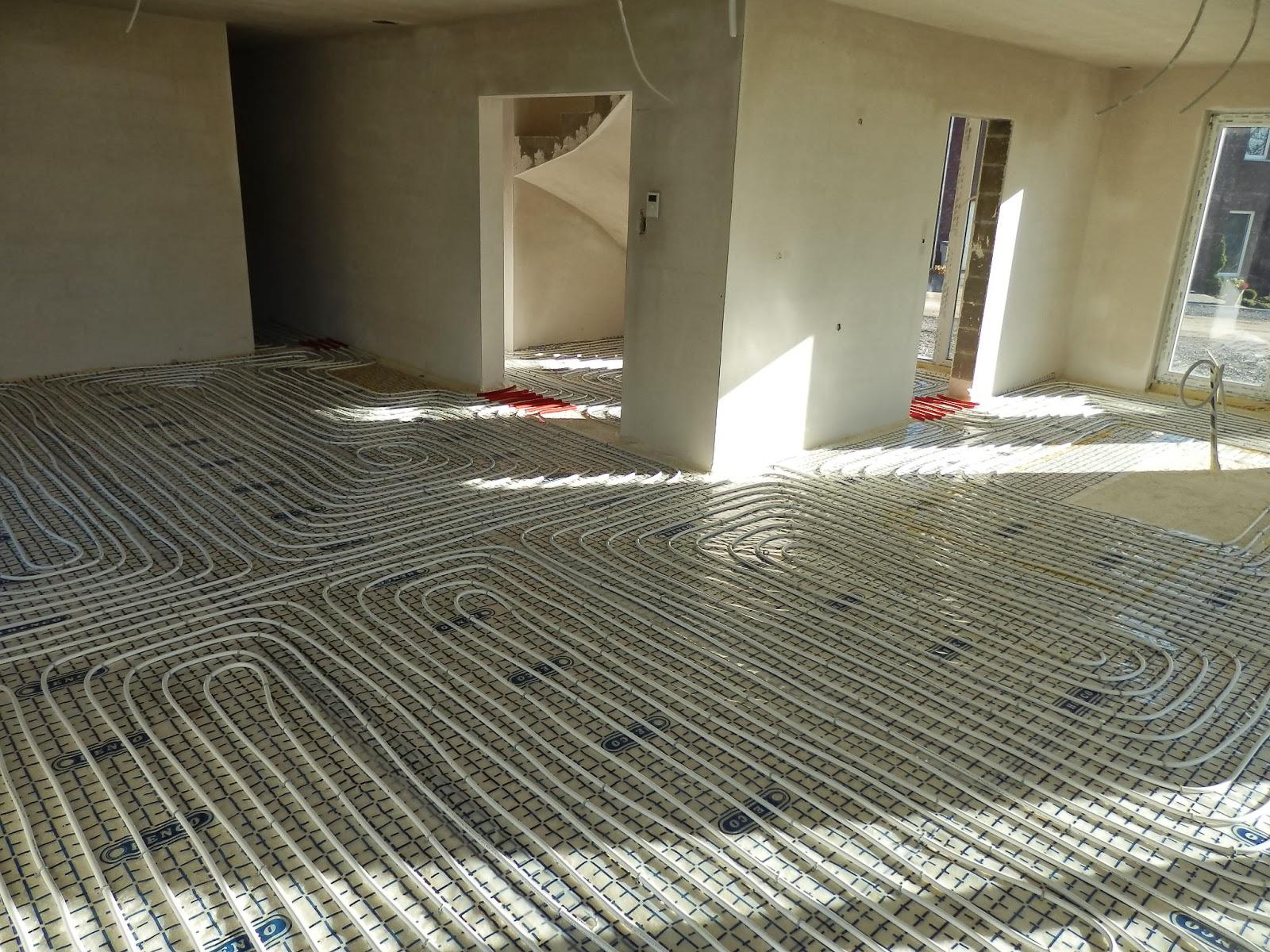 notre maison constuction avec t p citerne de gaz et chauffage au sol 16 12 2013. Black Bedroom Furniture Sets. Home Design Ideas