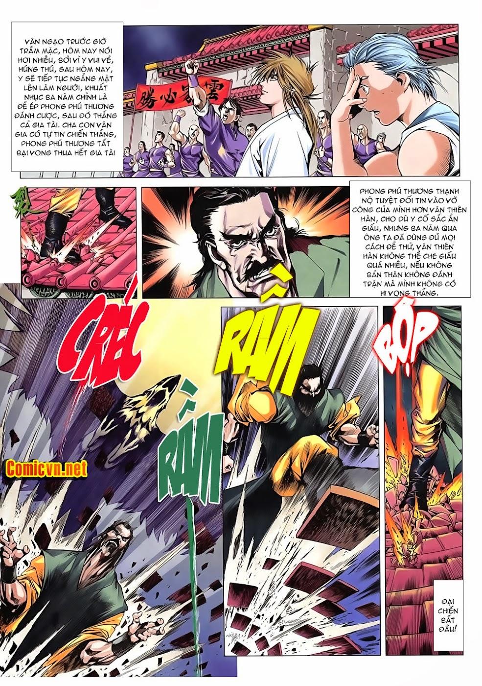 Lục Đạo Thiên Thư chap 14 - Trang 11