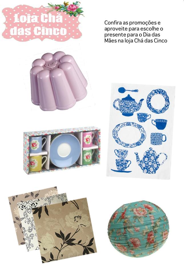 Loja chá das Cinco-loja de presentes