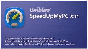Uniblue SpeedUpMyPC 2014
