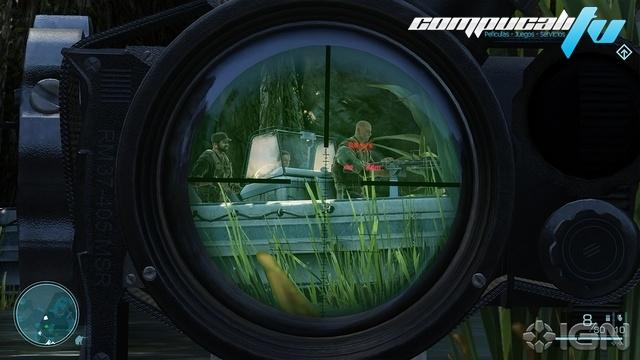 Sniper Ghost Warrior 2 Región Free Español
