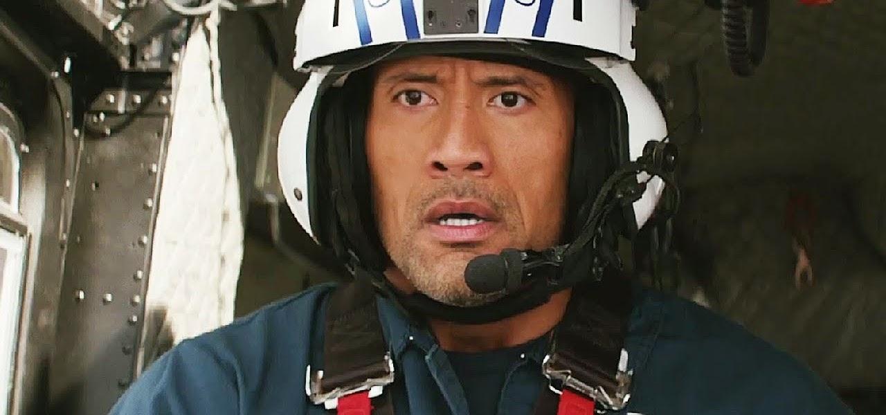 Dwayne Johnson encara um desastre natural no trailer legendado de Terremoto: A Falha de San Andreas