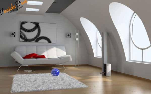 Zee Fun Amazing 2011 Futuristic Interior Design