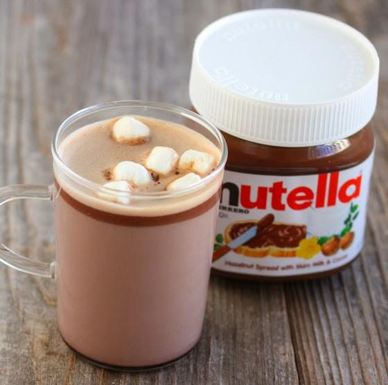 Resep Nutella Hot Chocolate Mudah dan Enak