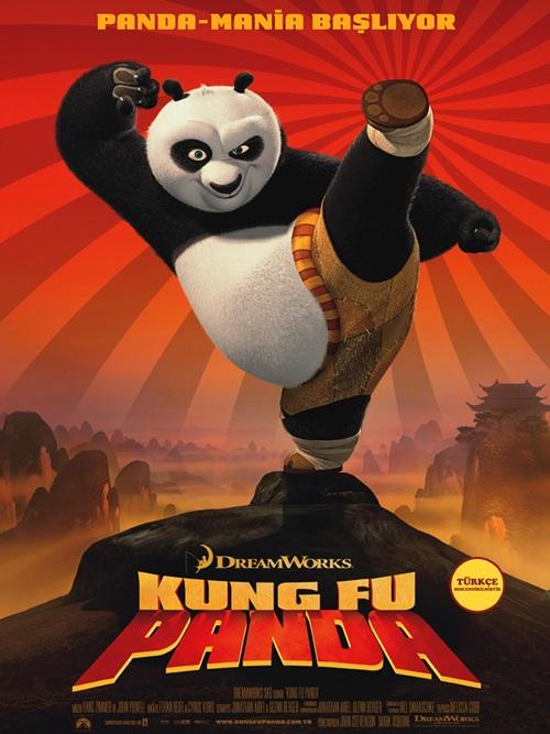 Kung Fu Panda 1 (2008) Film indir
