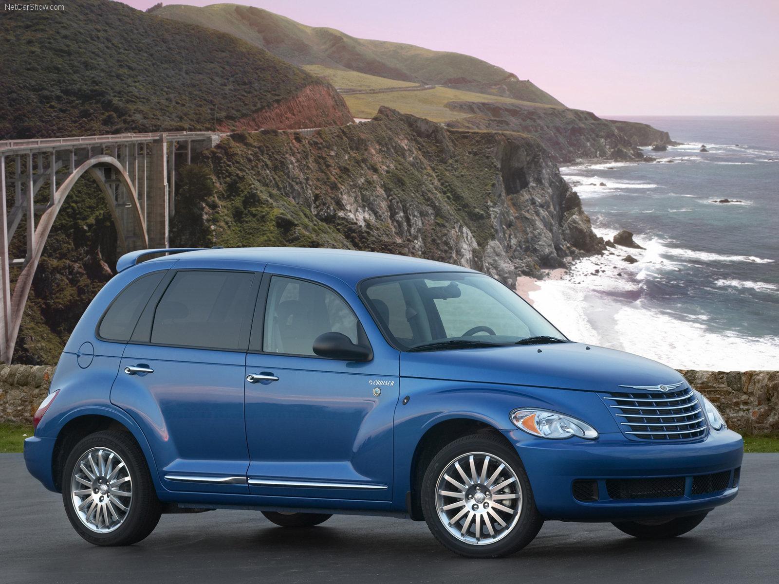 Hình ảnh xe ô tô Chrysler PT Street Cruiser Pacific Coast Highway 2007 & nội ngoại thất
