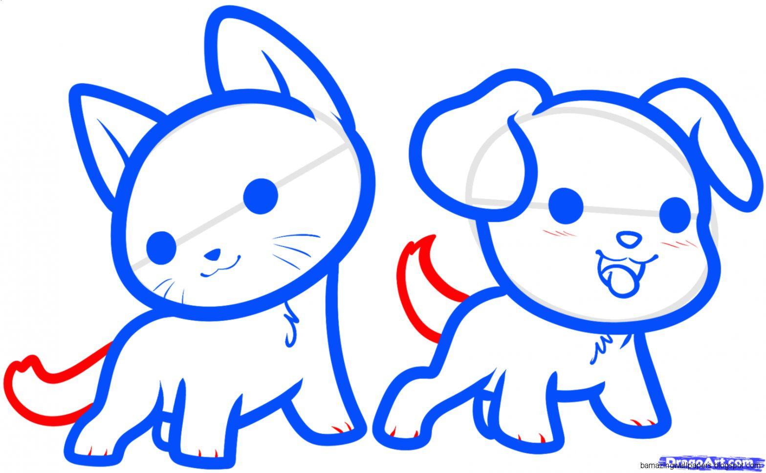 Drawing Tutorial Doodledrawcute #howtodraw # Easy And Cute Dog Drawings ,  Cute Dog Drawing Step By Step Showing Post & Media