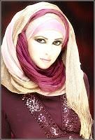 model jilbab arab