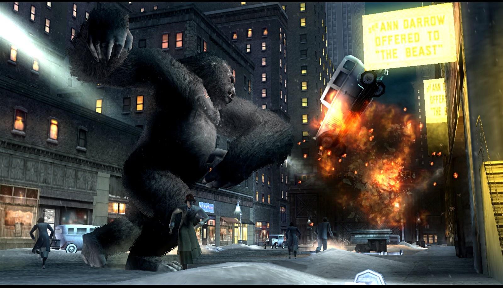 Peter Jacksons King Kong Game  Free Download Full Version For Pc