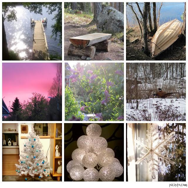 kollaasi 2015: pihatunnelmia