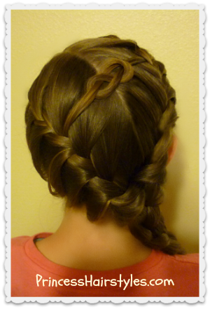 Figure 8 Knot Hairstyle