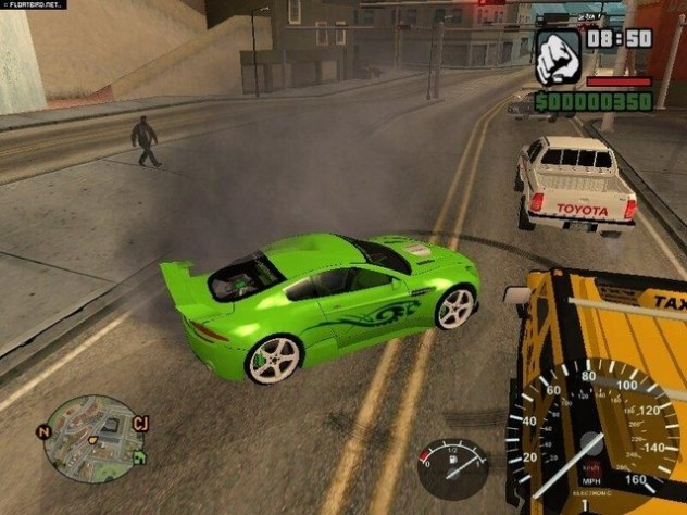 GTA SAN ANDREASE EXTREME EDITION PC AND LAPTOP (800) MB ...