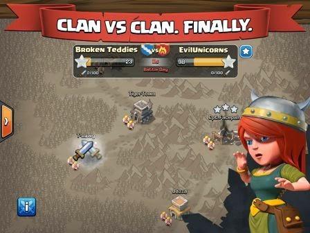 Clas of Clans Terbaru