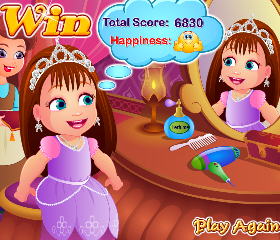 baby hazel baby princess royal bath cufo online games. Black Bedroom Furniture Sets. Home Design Ideas