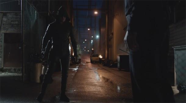 Arrow 2x01 - City of Heroes