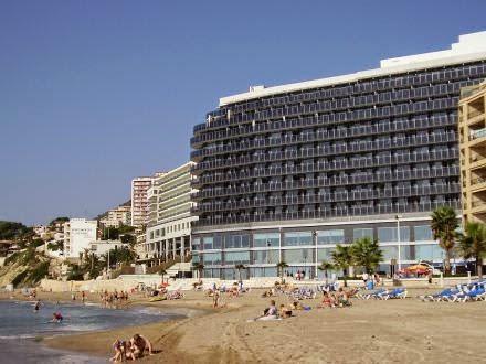 Gran Hotel Sol y Mar en Calpe