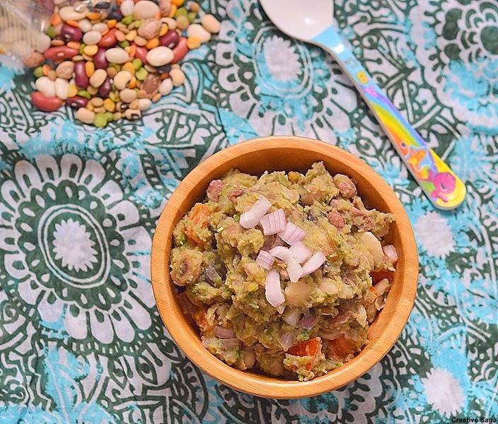beans chaat recipes