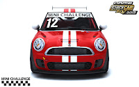 Reiza studios Game Stock Car 2012 mini challenge 3