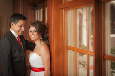 Christian and Katie wed at the Salish Lodge --  Patricia Stimac, Seattle Wedding Officiant