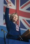 Meryl Streep por La dama de hierro
