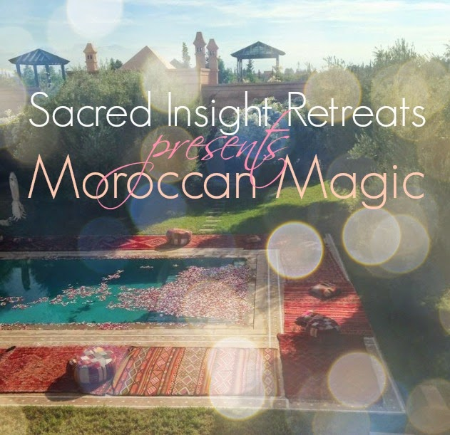 You're invited to Morocco with me!